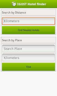 Hotel Finder- screenshot thumbnail