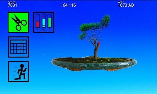 Bonsai 2D Tree Simulator - screenshot thumbnail