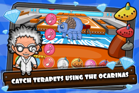 Terapets 2 Train Monsters Camp v2.61 (Mod Money)