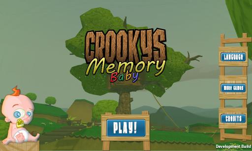Crookys Memory Baby
