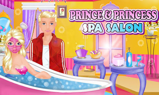 Prince and Princess Spa Salon