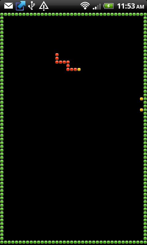 Snake- screenshot