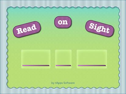 Read on Sight Free