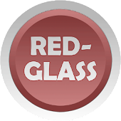 RED-GLASS - Red Icon Pack