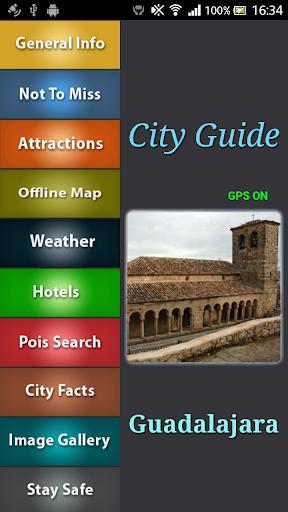Guadalajara Offline Guide