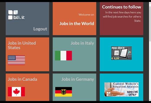 APP JOBSE : Jobs In The World