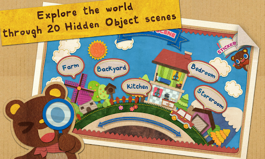 My Happy World : Hidden Object - screenshot thumbnail