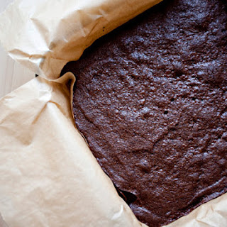 Simple Brownie.