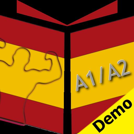 Spanisch Lesebuch A1/A2 LOGO-APP點子
