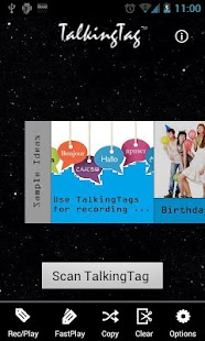 TalkingTag / Talking Tag - screenshot thumbnail