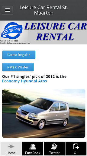 Leisure Car Rental