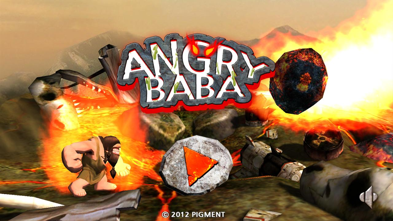 Angry BABA- screenshot