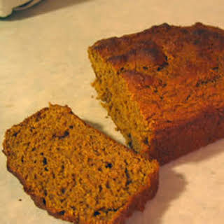 Whole Wheat Maple Quick Bread.