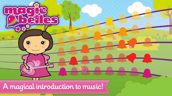 Magic Belles: Magic Music - screenshot thumbnail