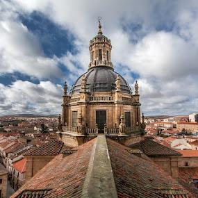 Scala Coeli by Jesús Sánchez Ibáñez - Buildings & Architecture Public & Historical ( salamanca, tower, spain )