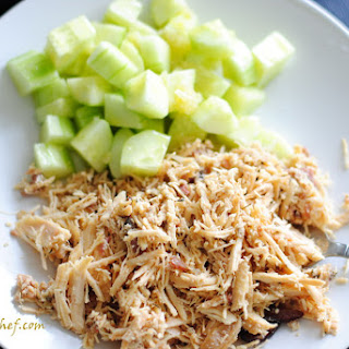 Slow Cooker Bacon & Chicken.
