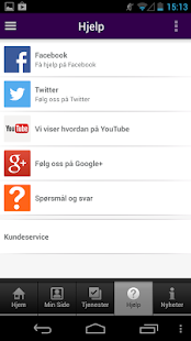 Mitt Netcom - screenshot thumbnail