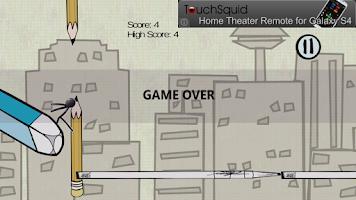 Screenshot of Stickman Runner