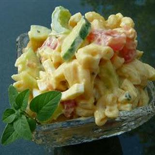 Macaroni Salad Virginia Style