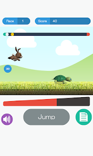 the Tortoise and the Hare Race- screenshot thumbnail