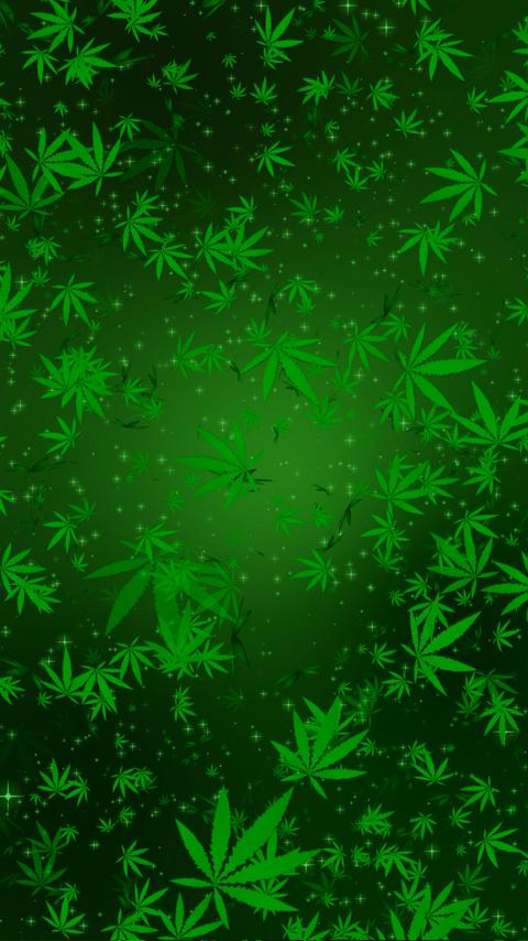 Marijuana Live Wallpaper Blast- screenshot