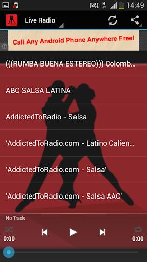 Salsa Live Radio