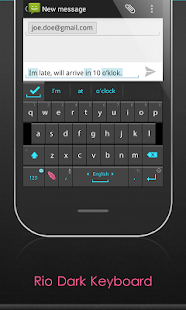 Ginger Keyboard - Perfect Text - screenshot thumbnail