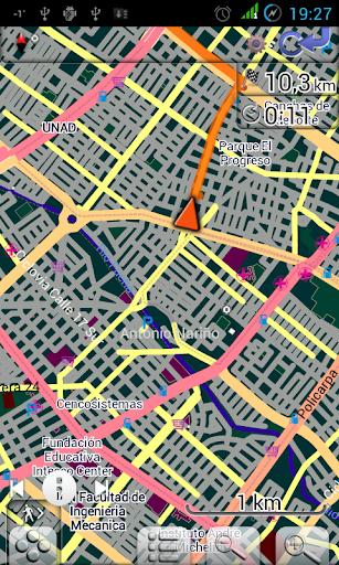 玩免費旅遊APP|下載哥伦比亚地图 app不用錢|硬是要APP