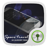 Z SPACETRAVEL GO LOCKER THEME