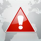 ubAlert - Disaster Alert