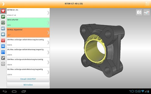 Igus 3d Cad Models Android Apps On Google Play
