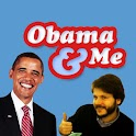 ObamaAndMe — Obama Camera App logo