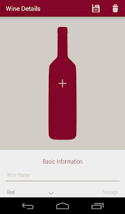 Wine Notes - screenshot thumbnail