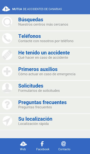MAC Mutua Accidentes Canarias