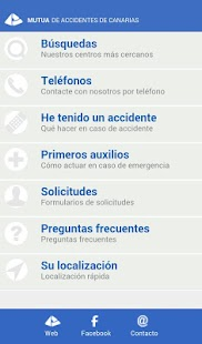 MAC Mutua Accidentes Canarias- screenshot thumbnail