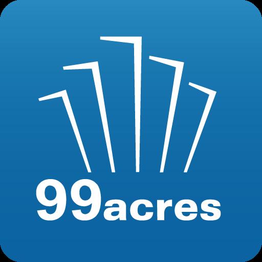 99acres Real Estate & Property LOGO-APP點子
