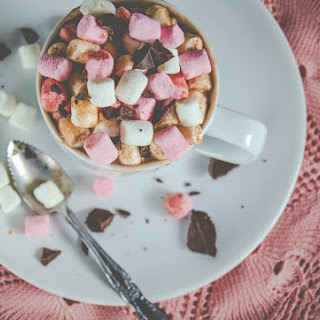 {The Ultimate Hot Chocolate}