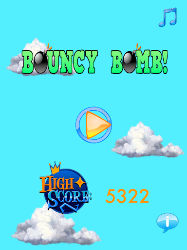 Bouncy Bomb