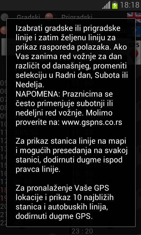Novi Sad Gradski Busns Gradski Prevoz Novi Sad
