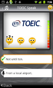 SpeakingPal plus TOEIC®- screenshot thumbnail