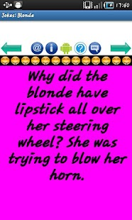 Funniest Blonde Jokes - screenshot thumbnail