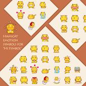 cat emotion symbols