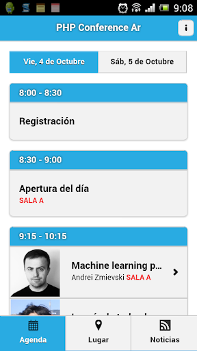 PHP Conference Argentina 2013
