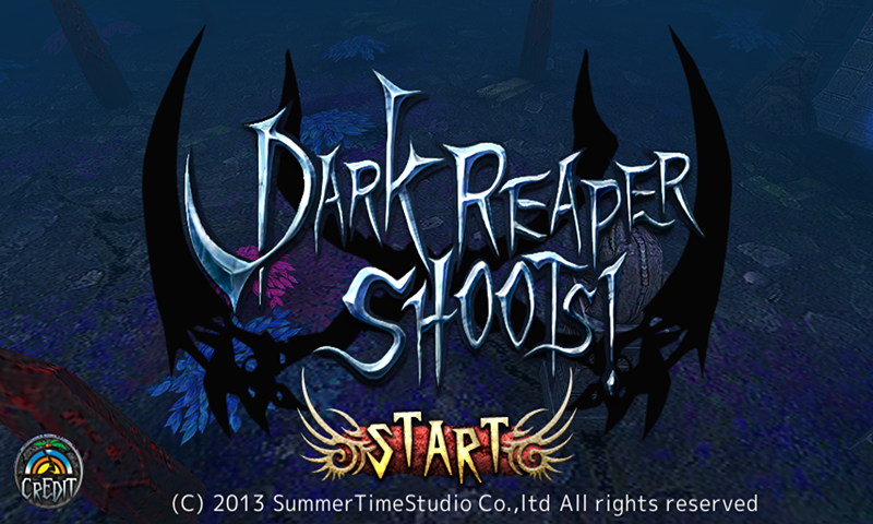 Dark Reaper Shoots! - screenshot