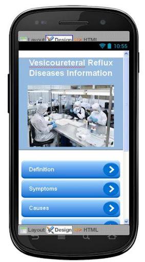 Vesicoureteral Reflux Disease