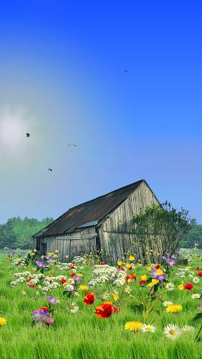 Midsummer Live Wallpaper
