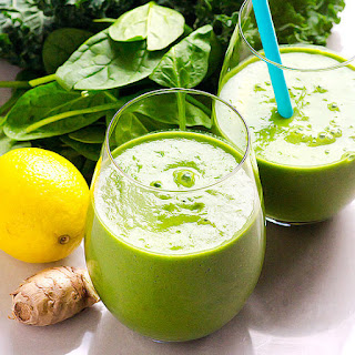 Delicious Green Smoothie Recipe for the Whole Family