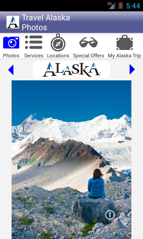 Travel Alaska - screenshot
