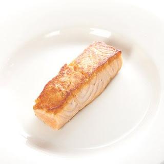 Oven-Roasted Salmon.