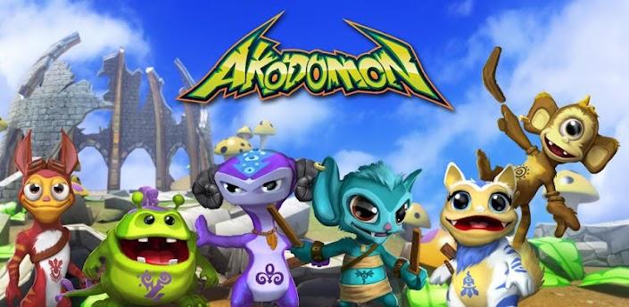 Akodomon - скачать игру на android